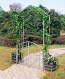 Arbour with Flower Pot Holder |