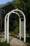 Livingston Arbor | New England Arbors