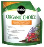 Miracle-Gro Organic Choice Plant Food 7-1-2 | Miracle-Gro