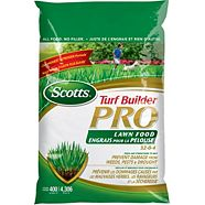 Scotts Turf Builder Pro Lawn Food, 400-m2