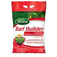 Engrais à pelouse Scotts Turf Builder, herbicide, 1 000 pi2