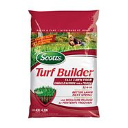 Scotts Turf Builder Fall Lawn Food, 400-m2