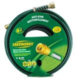 Yardworks No-Kink 100' Elliptical Hose | Yardworks