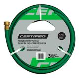 Certified Medium Duty PVC Hose, 50-ft | Certified | Canadian Tire