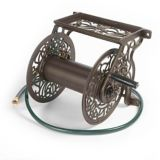 Metal Deco Wall-Mounted Hose Reel | Liberty