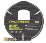 Yardworks Heavy Duty PVC Hose, 75-ft | Yardworks