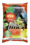 CIL Plus! Worm Casting Compost, 12.5-kg | CIL | Rejuvenate your soil with a little worm 'poop'.  This CIL Plus! compost is enriched with worm castings, which actually help improve the aeration, porosity, stru