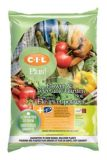 CIL Plus! Flower & Vegetable Mix with Mycorrhiza, 9-kg | CIL