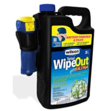 Wilson Battery Powered Ultra Wipeout Weed Killer Sprayer, 3-L