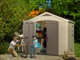 Factor Shed, 8-ft x 6-ft | Keter | Canadian Tire