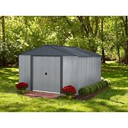 Arrow Driftwood Series Shed, 10 x10-ft