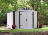 Arrow Steel Designer Shed, 10 x 8-ft | Arrow