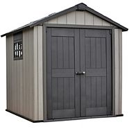 Keter Oakland Shed, 7.5 x 7-in