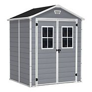Keter Manor Shed, 5 x 6-ft