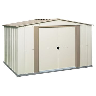 Spacemaker Metal Garden Shed, 10-ft x 8-ft | Canadian Tire