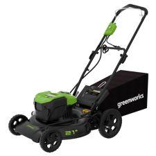 Tondeuse électrique Greenworks, 13 A, 21 po   Canadian Tire c8fcf449644e