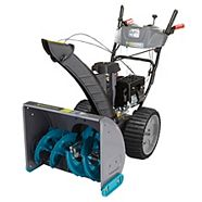 Yardworks 208cc 2-Stage Snowblower, 24-in