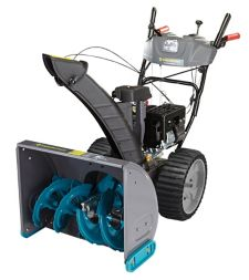 Yardworks 208cc 2 Stage Snowblower 24 In Canadian Tire