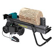 Yardworks 6-T Duo Cut Electric Log Splitter with Pedal