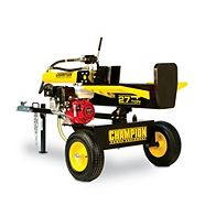 Champion 27-Ton Gas Log Splitter with Honda GX200 Engine