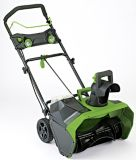 Greenworks 40V Brushless Snowthrower | Greenworks