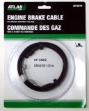 Atlas Lawnmower Engine Brake Cable | Atlas