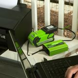 Greenworks 40 V 300W Power Inverter | GREENWORKS