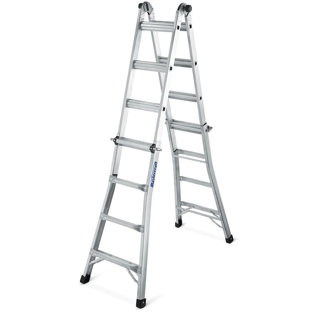 Mastercraft 17-ft Multi-Task Ladder