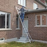 Mastercraft Multi-Task Ladder, Grade 1A, 17-ft | Mastercraft | Canadian Tire