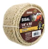 Blueline Sisal Rope, 1/4-in | KingCord