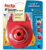 Korky Universal Toilet Tank Toilet Flapper, 3-in | Korky | Canadian Tire
