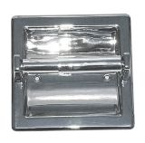 Recessed Toilet Paper Holder, Chrome |