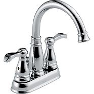 Delta Porter 2-Handle Lavatory Faucet, Chrome