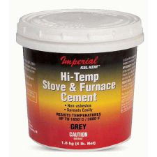 Imperial Hi Temp Stove Furnace Cement 710 Ml Canadian Tire