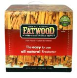 Fatwood Starter Log | Firemaster