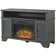 Hamilton Fireplace TV Stand