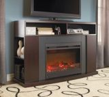 Odessa Fireplace | J&R Home Products