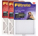3M Multipack Furnace Filters, 2 Micro and 1 Ultra | Filtrete