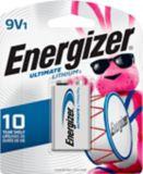Energizer Advanced Lithium 9V Battery | Energizer