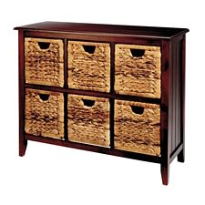 For Living Verona Storage Chest 6 Drawer Canadian Tire