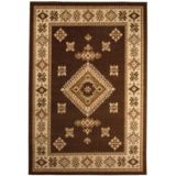 5x8' Ikat Area Rug | For Living