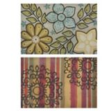 Medallion and Garden Door Mats | Multy Home