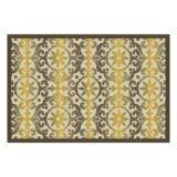 Allbury Medallion Mat, 4 x 6-ft | Multy Home