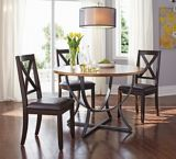 CANVAS Arc Round Dining Table, 46-in | CANVAS