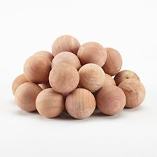 For Living Cedar Balls, 24-pk | Canadian Tire