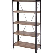 CANVAS Ossington 5-Shelf Bookcase