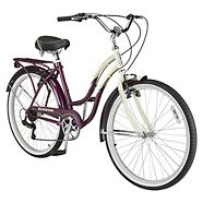 Schwinn Sanctuary 7 Cruiser Comfort Bike, Women's, 26-in