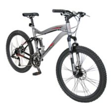 cbcdff30e Schwinn Graft Pro 27 Full Suspension Mountain Bike