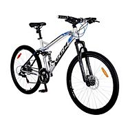 CCM DS-650 Full Suspension Mountain Bike, 27.5-in