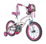 "Hello Kitty with Bubble Blower 16"" Kids Bike 